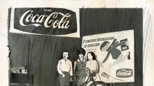School Marketing Concurso escolar Cocacola desde 1960