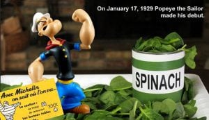 Popeye, primer ejemplo de Branded Content Infantil