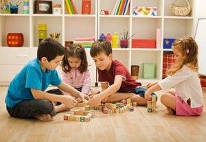 segmentación mercado infantil