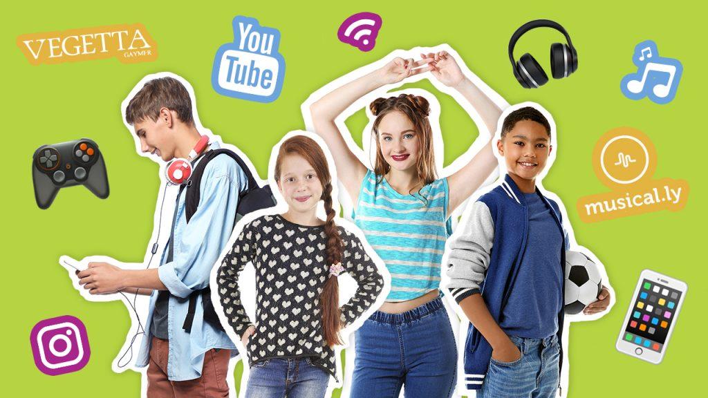 Claves del Marketing para niños y adolescentes