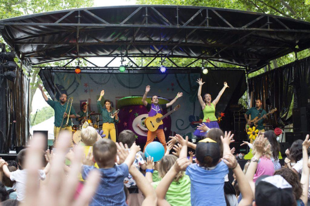 festivales, tendencias infantiles